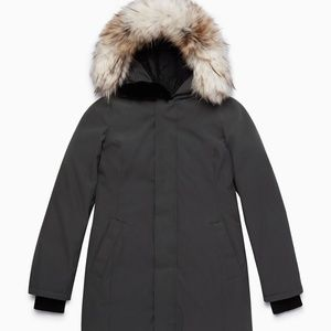 Aritzia Haven goose down Parka